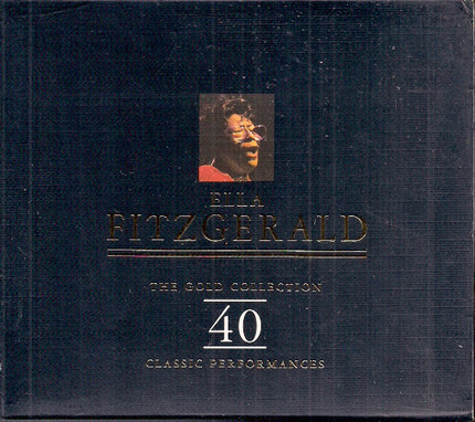#<Artist:0x00007fdc4920b6d8> - The Gold Collection - 40 Classic Performances
