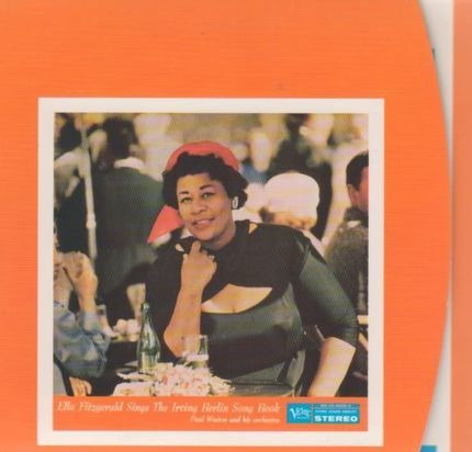 #<Artist:0x00007f3bf7059df0> - Ella Fitzgerald Sings the Irving Berlin Song Book