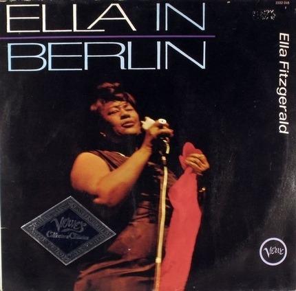 #<Artist:0x00007f3c2f017080> - Ella In Berlin