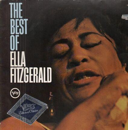 #<Artist:0x00007fecbf2e2058> - The Best Of Ella Fitzgerald