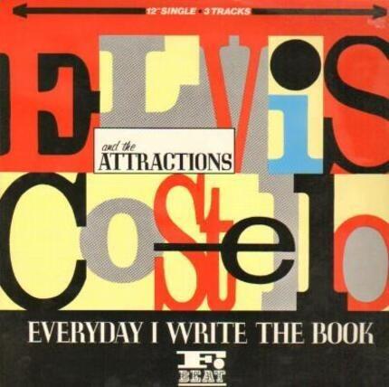 #<Artist:0x00007fb43f800520> - Everyday I Write The Book