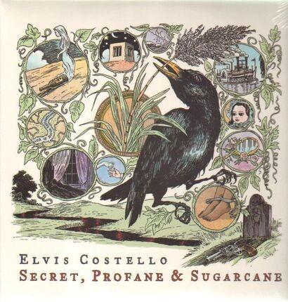 #<Artist:0x00007f412ec4f3a8> - Secret, Profane & Sugarcane