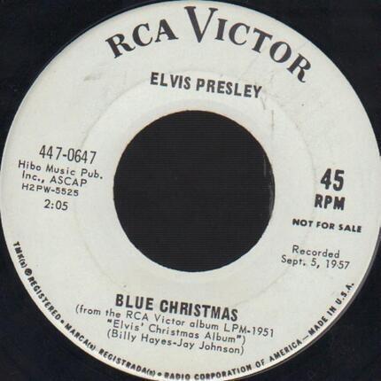 #<Artist:0x00007fcee8274048> - Blue Christmas