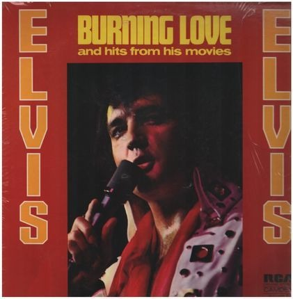 #<Artist:0x00007fc0057ef0c8> - Burning Love And Hits From His Movies Vol. 2