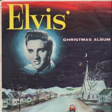 #<Artist:0x00007f5d1dee2d30> - Elvis' Christmas Album