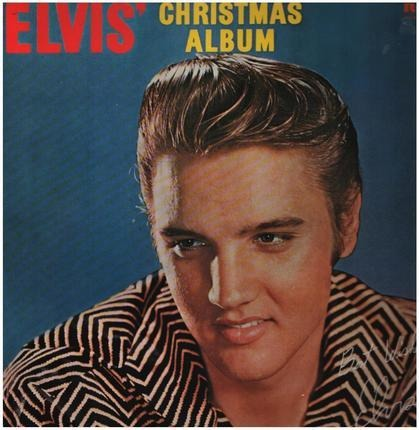 #<Artist:0x00007f9201dece30> - Elvis' Christmas Album (1957)