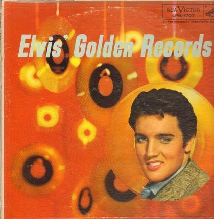 #<Artist:0x00007f5304b01748> - Elvis' Golden Records Volume 1