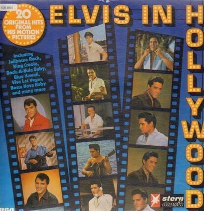 #<Artist:0x00007faa855af5f0> - Elvis In Hollywood