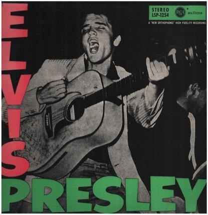 #<Artist:0x00007f7e3de65fb0> - Elvis Presley, Same, Debut (1st Album)