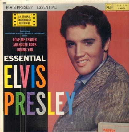 #<Artist:0x00007f7f7667eec0> - Essential Elvis