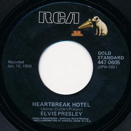 #<Artist:0x00007fcee1978c88> - Heartbreak Hotel