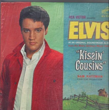 #<Artist:0x00007fb541e16ce0> - Kissin' Cousins