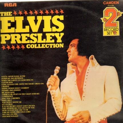#<Artist:0x0000000007461d18> - The Elvis Presley Collection