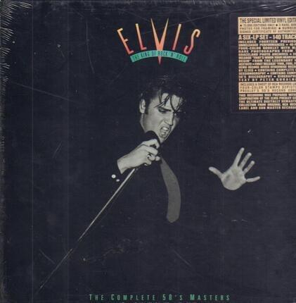#<Artist:0x00007f8dc0bc4c10> - The King of Rock 'N' Roll - The Complete 50's Masters