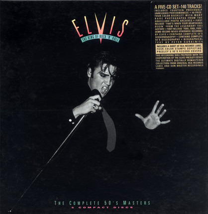 #<Artist:0x00007effcb932200> - The King of Rock 'N' Roll - The Complete 50's Masters