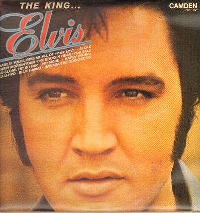 #<Artist:0x00007f64b5e68838> - The King... Elvis