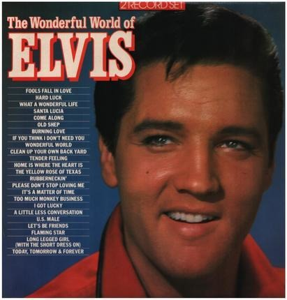 #<Artist:0x00007fbd8c5e9b00> - The Wonderful World of Elvis