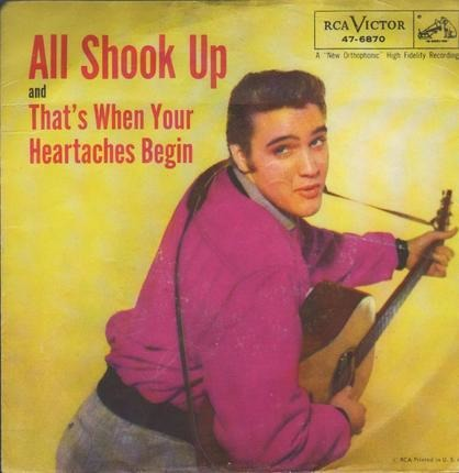 #<Artist:0x00007fcee362e210> - All Shook Up / That's When Your Heartaches Begin