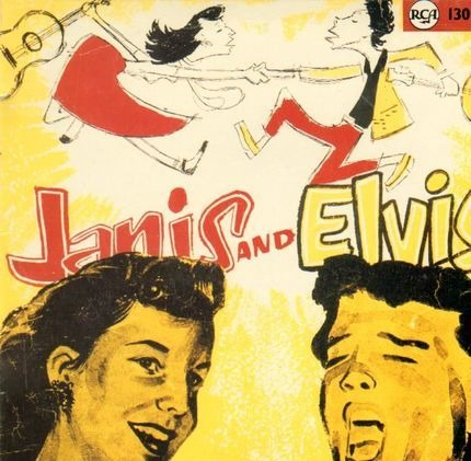 #<Artist:0x00007f4aa6b381f0> - Janis and Elvis
