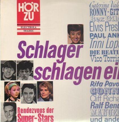 #<Artist:0x00007f4085915ce0> - Schlager Schlagen Ein. Rendezvouz Der Super-Stars