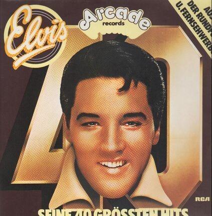 #<Artist:0x00007f41047afc00> - 40 Greatest Hits