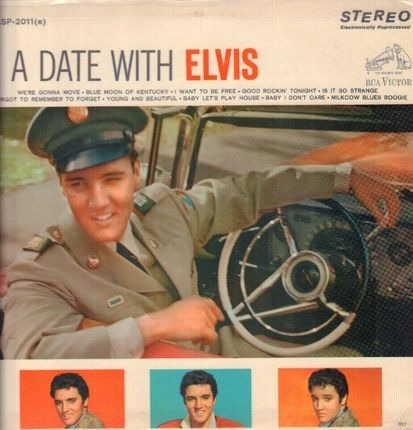 #<Artist:0x00007f0508d6b208> - A Date with Elvis