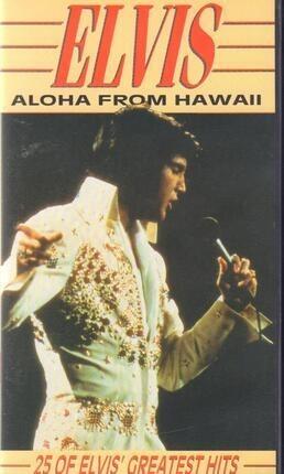 #<Artist:0x0000000005f27768> - Aloha from Hawaii via Satellite