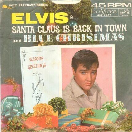 #<Artist:0x00007fb646b929c8> - Blue Christmas