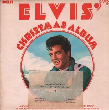 #<Artist:0x00007ffb695946f8> - Elvis' Christmas Album (1970)