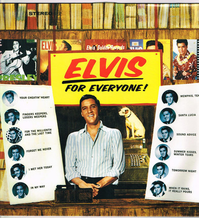 #<Artist:0x00007f920856ce48> - Elvis for Everyone!