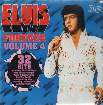 #<Artist:0x00007f410dff4fd8> - Elvis Forever Volume 4