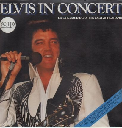 #<Artist:0x00007f8e682de8f0> - Elvis in Concert