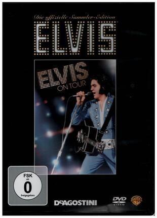 #<Artist:0x000000000845af80> - Elvis On Tour