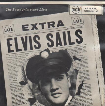 #<Artist:0x0000000007feddd0> - Elvis Sails