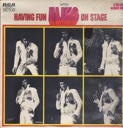 #<Artist:0x00007fe6d3739c88> - Having Fun with Elvis on Stage