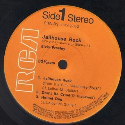 #<Artist:0x00007fcee2036ca0> - Jailhouse Rock
