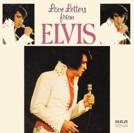 #<Artist:0x00007f6f86b27d00> - Love Letters from Elvis