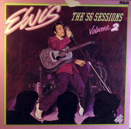 #<Artist:0x00007f412d4b3b40> - The '56 Sessions Volume 2