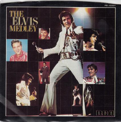 #<Artist:0x00007feb2bab4e60> - The Elvis Medley