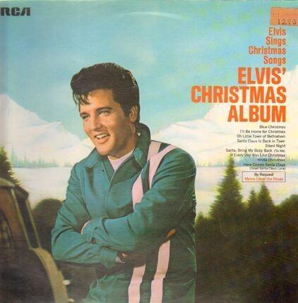 #<Artist:0x00007ff6594c57f0> - Elvis' Christmas Album