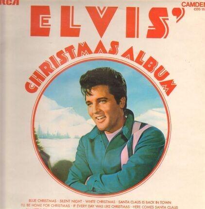 #<Artist:0x00007f0bda3f5ad8> - Elvis' Christmas Album (1970)