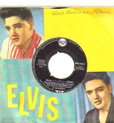 #<Artist:0x00007fde7a4852a0> - Elvis' Christmas Album