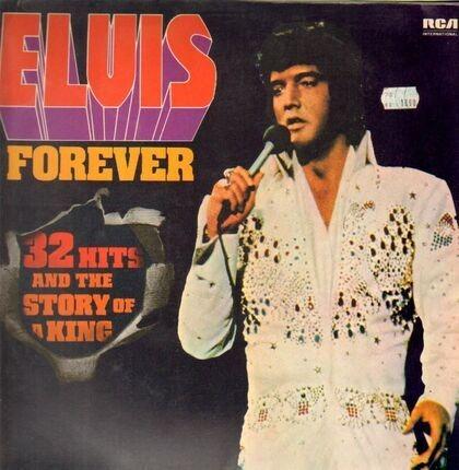 #<Artist:0x00007f412fbfe3f8> - Elvis Forever
