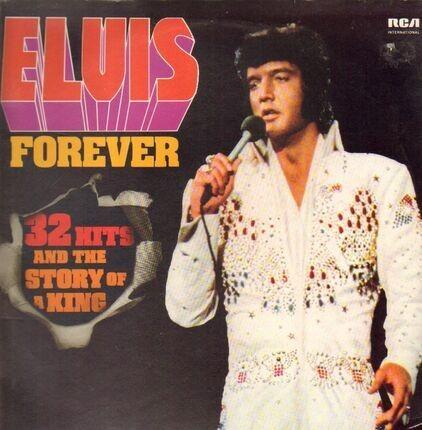 #<Artist:0x00007f1cbbe3de18> - Elvis Forever