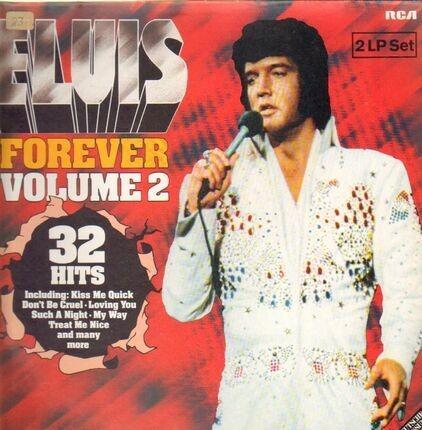 #<Artist:0x00007f5ba7951d48> - Elvis Forever Volume 2