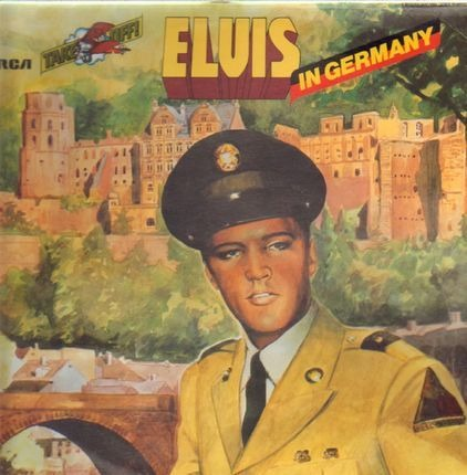 #<Artist:0x00007f6d8d52afd8> - Elvis In Germany