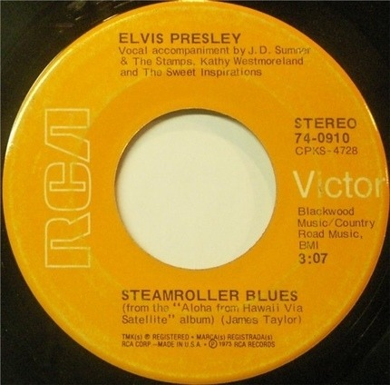 #<Artist:0x00007f4a8dbb7cc0> - Fool / Steamroller Blues