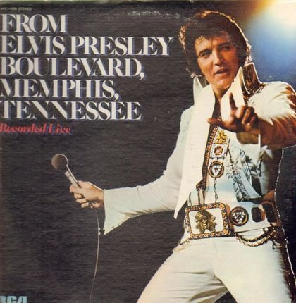 #<Artist:0x00007f8b4737bf20> - From Elvis Presley Boulevard, Memphis, Tennessee