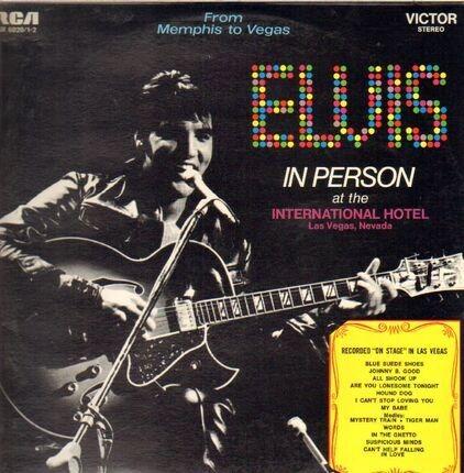 #<Artist:0x00007f7e1d195030> - From Memphis To Vegas / From Vegas To Memphis