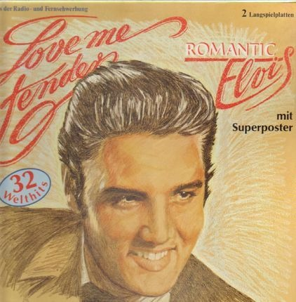 #<Artist:0x00007f79418b6ae8> - Love Me Tender - Romantic Elvis